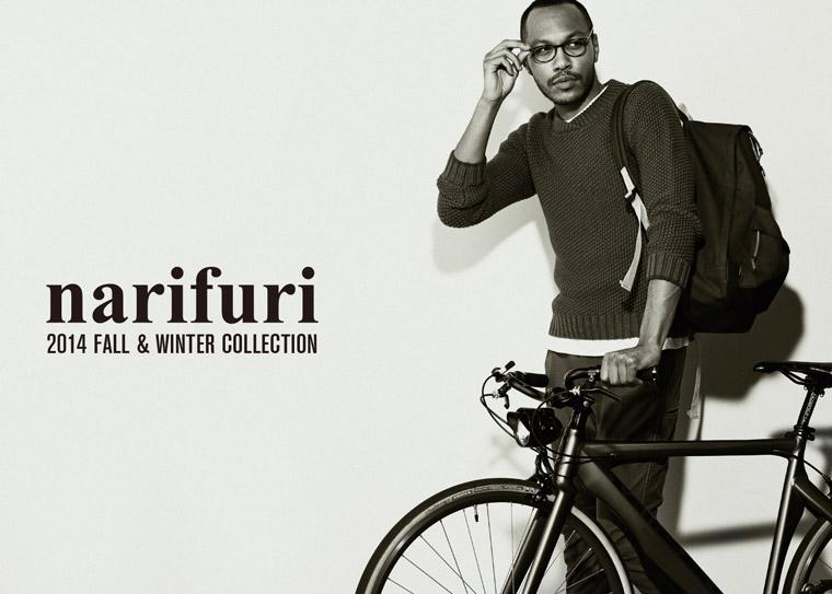 narifuri 2014 F/WCollection