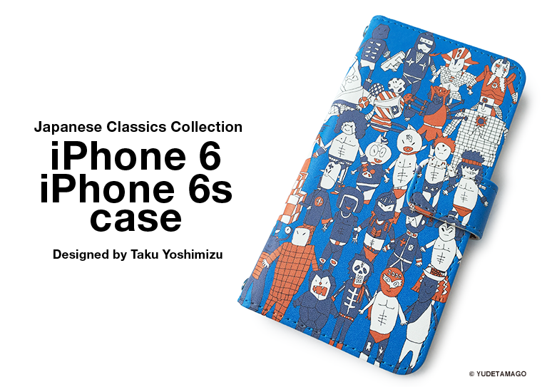 Japanese Classics Collection iPhone 6 / 6s case