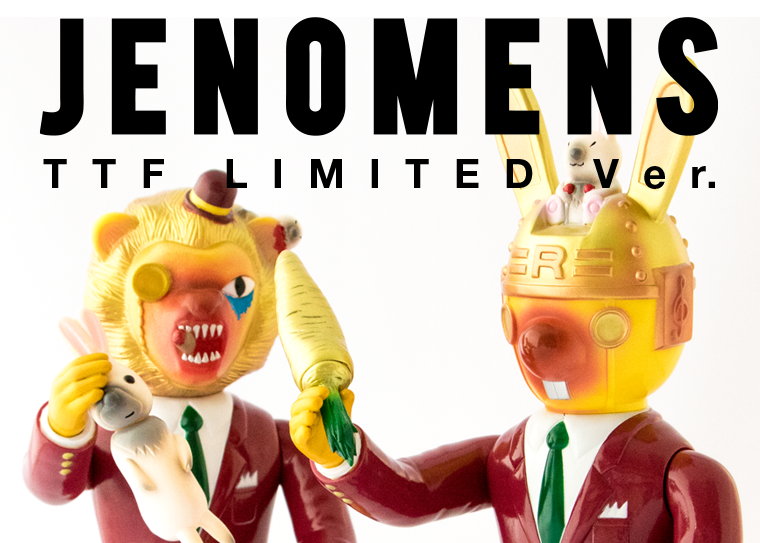 JENOMENS TTF '17 Limited Ver.