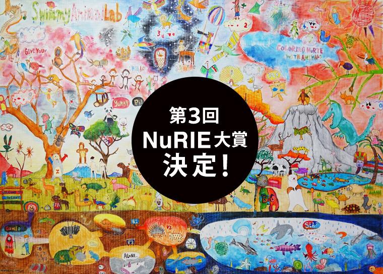 第3回NuRIE大賞発表